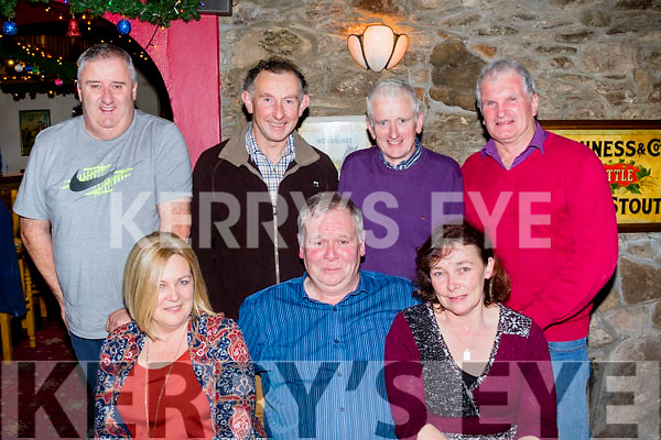 Santa's bus<br /> ---------------<br /> Staff of Mike Deane Coach hire, Castlegregory had their Christmas party in Tom&aacute;sin's, Stradbally last Friday night, seated L-R Sandra O'Donnell, Mike Deane and Mary Ann O'Donnell. Back L-R Michael Keane, Dan Buckley, Joe Shannon and Joe Courtney.