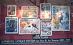 Posters, Le Belle Epoque, Upper West Side, New York, New York