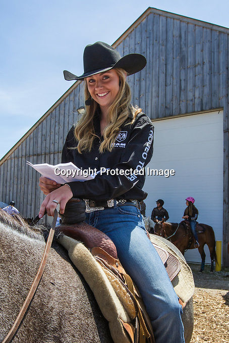 The RAM Rodeo in Milverton, Ontario's 25th annual rodeo weekend... 20 &amp;21 June, 2015<br /> <br /> PHOTOS &copy;2015, Norm Betts <br /> 416 460 8743<br /> normbetts@canadianphotographer.com