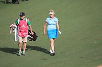 Trish Johnson (ENG) during the first round of the Fatima Bint Mubarak Ladies Open played at Saadiyat Beach Golf Club, Abu Dhabi, UAE. 10/01/2019<br /> Picture: Golffile | Phil Inglis<br /> <br /> All photo usage must carry mandatory copyright credit (© Golffile | Phil Inglis)