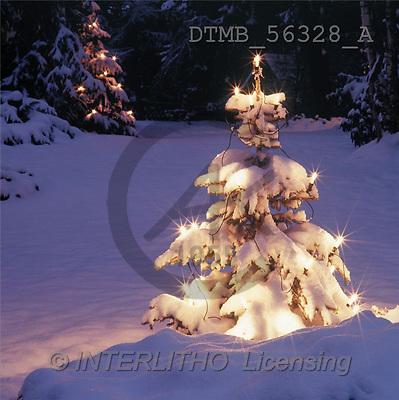 Gerhard, CHRISTMAS LANDSCAPE, photos(DTMB56328-A,#XL#) Landschaften, Weihnachten, paisajes, Navidad
