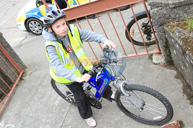 Dean Walsh at the Bike Week Safety Cycle...(Photo credit should read Jenny Matthews www.newsfile.ie)....This Picture has been sent you under the conditions enclosed by:.Newsfile Ltd..The Studio,.Millmount Abbey,.Drogheda,.Co Meath..Ireland..Tel: +353(0)41-9871240.Fax: +353(0)41-9871260.GSM: +353(0)86-2500958.email: pictures@newsfile.ie.www.newsfile.ie.