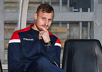 Bolton Wanderers' David Wheater pictured before the match<br /> <br /> Photographer Andrew Kearns/CameraSport<br /> <br /> The EFL Sky Bet Championship - Hull City v Bolton Wanderers - Tuesday 1st January 2019 - KC Stadium - Hull<br /> <br /> World Copyright © 2019 CameraSport. All rights reserved. 43 Linden Ave. Countesthorpe. Leicester. England. LE8 5PG - Tel: +44 (0) 116 277 4147 - admin@camerasport.com - www.camerasport.com