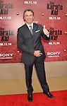 """WESTWOOD, CA. - June 07: Harry Van Gorkum arrives at """"The Karate Kid"""" Los Angeles Premiere at Mann Village Theatre on June 7, 2010 in Westwood, California."""