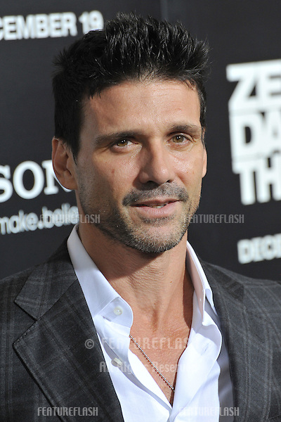 """Frank Grillo at the premiere of his movie """"Zero Dark Thirty"""" at the Dolby Theatre, Hollywood..December 10, 2012  Los Angeles, CA.Picture: Paul Smith / Featureflash"""