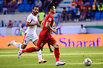 Que Ngoc Hai of Vietnam in action during the AFC Asian Cup UAE 2019 Round of 16 match between Jordan (JOR) and Vietnam (VIE) at Al Maktoum Stadium on 20 January 2019 in Dubai, United Arab Emirates. Photo by Marcio Rodrigo Machado / Power Sport Images