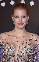 "Jessica Chastain<br /> arriving for the ""Molly's Game"" premiere at the Vue West End, Leicester Square, London<br /> <br /> <br /> ©Ash Knotek  D3357  06/12/2017"