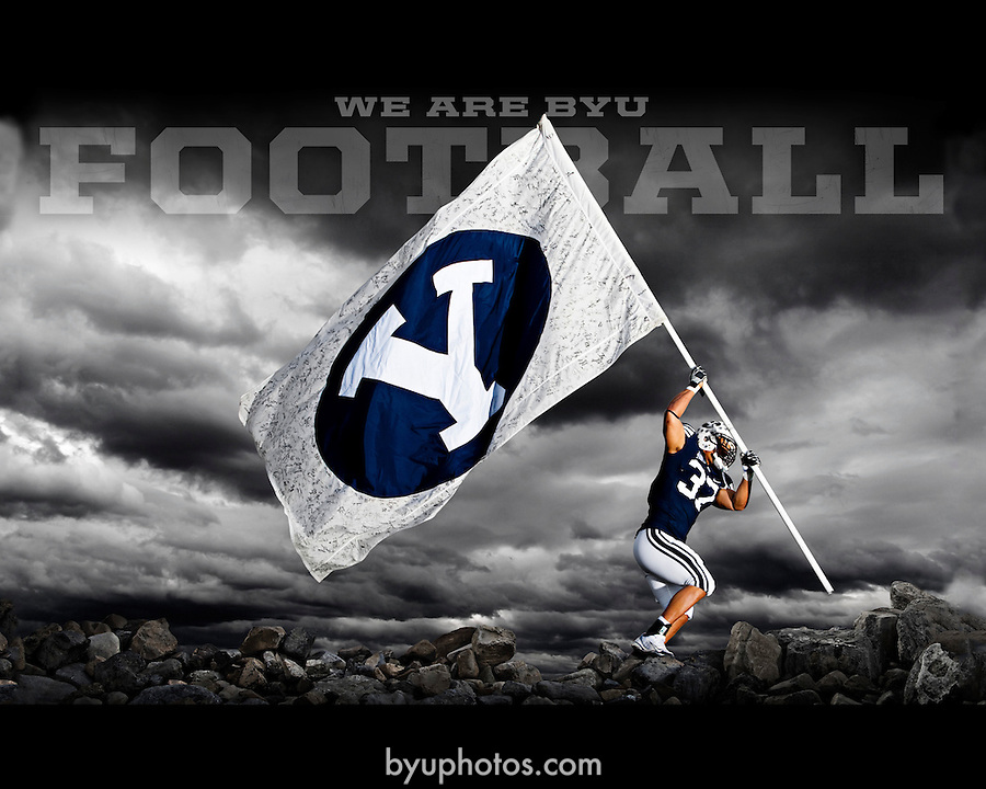 10FTB Poster 402.CR2..2010 Football poster shoot at Rock Canyon Park..May 19, 2010..Photography by Mark A. Philbrick..Copyright BYU Photo 2010.All Rights Reserved.photo@byu.edu  (801)422-7322.