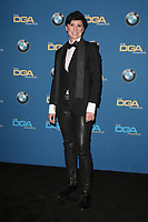 BEVERLY HILLS, CA - FEBRUARY 3: Kimberly Peirce in the press room at the 70th Annual DGA Awards at The Beverly Hilton Hotel in Beverly Hills, California on February 3, 2018. <br /> CAP/MPI/FS<br /> &copy;FS/MPI/Capital Pictures