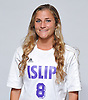 Mary O'Hara of Islip poses for a portrait during the Newsday 2015 varsity girls' soccer season preview photo shoot at company headquarters on Thursday, September 10, 2015.<br /> <br /> James Escher