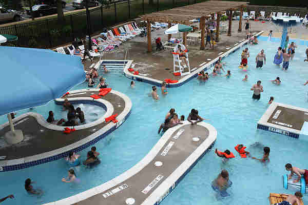 New Onesty Aquatics Center opened in Charlottesville, Va. Photo/Andrew Shurtleff
