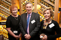 Rose & Peter Powell of Corporate Turnaround with Karen Hickling of Barclays Bank