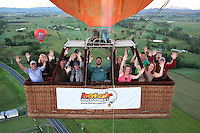 20120310 March 10 Hot Air Balloon Gold Coast