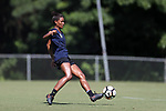 CARY, NC - JULY 20: Imani Dorsey.    The North Carolina Courage held a training session on July 20, 2017, at WakeMed Soccer Park Field 3 in Cary, NC.