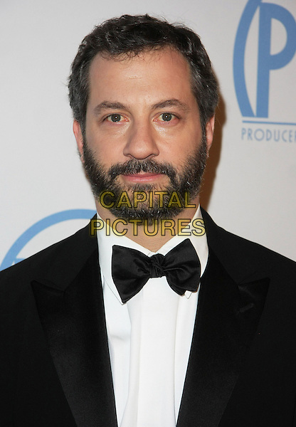 JUDD APATOW .22nd Annual Producers Guild Awards held at The Beverly Hilton, Beverly Hills, California, USA, 22nd January 2011..portrait headshot bow tie black tuxedo beard facial hair .CAP/ADM/TB.©Tommaso Boddi/AdMedia/Capital Pictures.