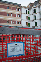 L'Aquila, Città Chiusa - L'Aquila, The Closed City