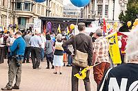 Hard Up Festival Sept 2014 Birmingham Victoria Square