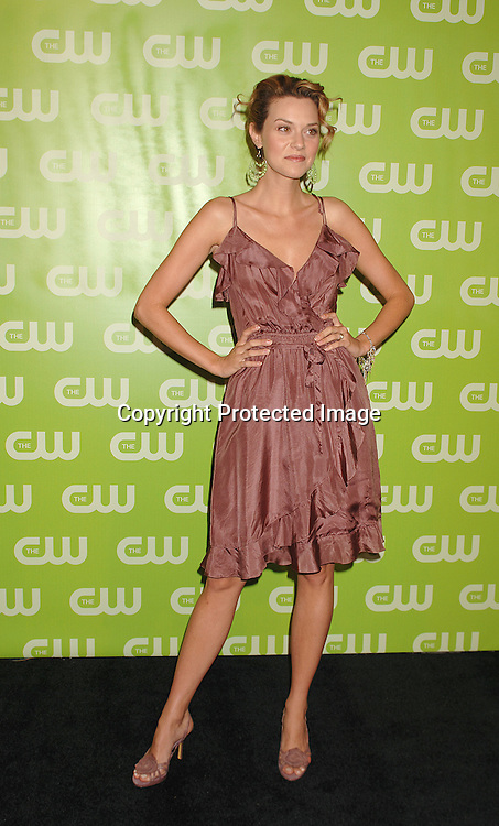 Hilarie Burton ..arriving for The CW Upfront on May 17, 2007 at Madison Square Garden. ..Robin Platzer, Twin Images......212-935-0770