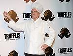 """Eddie Varley during the Epress preview for """"Truffles: Music! Mushroom Murder!!!"""" at Secret Room on November 15, 2019 in New York City."""