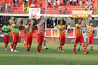 Delusione del Benevento dejection<br /> Benevento 01-10-2017  Stadio Ciro Vigorito<br /> Football Campionato Serie A 2017/2018. <br /> Benevento - Inter<br /> Foto Cesare Purini / Insidefoto
