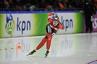 SCHAATSEN: HEERENVEEN: Thialf, Essent ISU World Cup, 02-03-2012, 5000m, Stephanie Beckert (GER), ©foto: Martin de Jong