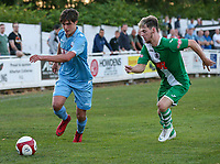 Bolton Wanderers' Liam Collings in action<br /> <br /> Photographer Alex Dodd/CameraSport<br /> <br /> Football Pre-Season Friendly - Atherton Collieries v Bolton Wanderers - Tuesday 10th July 2018 - Alder House - Atherton<br /> <br /> World Copyright &copy; 2018 CameraSport. All rights reserved. 43 Linden Ave. Countesthorpe. Leicester. England. LE8 5PG - Tel: +44 (0) 116 277 4147 - admin@camerasport.com - www.camerasport.com
