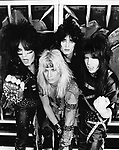 Motley Crue Photo Archive