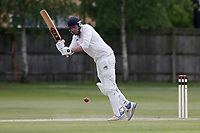 N Jones of Brondesbury during Finchley CC vs Brondesbury CC (batting), ECB National Club Championship Cricket at Arden Field on 12th May 2019