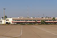 Mazatlan International Airport passenger terminal, Mazatlan, Sinaloa, Mexico