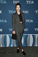 PASADENA. CA -  JANUARY 4: Crystal Reed at the FOX Winter TCA 2018 All-Star Party at the Langham Huntington Hotel in Pasadena, California on January 4, 2018.  <br /> CAP/MPI/FS<br /> &copy;FS/MPI/Capital Pictures