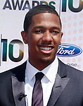Nick Cannon arrives at the 2010 BET Awards at the Shrine Auditorium in Los Angeles, California on June 27,2010                                                                               © 2010 Hollywood Press Agency