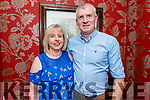 Eddie and Martina O'Connell from Ballymac enjoying the evening in Cassidys on Saturday.