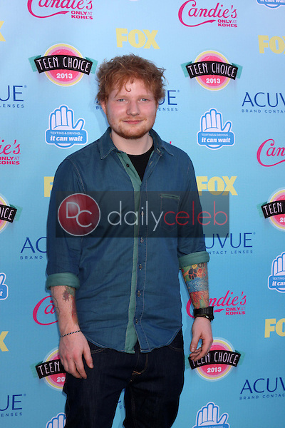 Ed Sheeran<br />