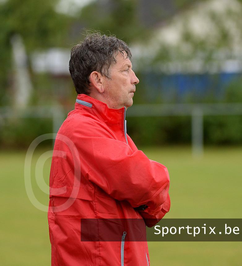 SVV Damme : Luc Van Hee <br /> foto VDB / BART VANDENBROUCKE