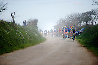 gravel roads dominate the race<br /> <br /> 33th Tro Bro L&eacute;on 2016