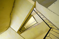 A staircase in a Bauhaus style building at 21 Chachmey Israel Boulevard, Shapira district. Tel Aviv is known as the White City in reference to its collection of 4,000 Bauhaus style buildings, the largest number in any city in the world. In 2003 the Bauhaus neighbourhoods of Tel Aviv were placed on the UNESCO World Heritage List. ...