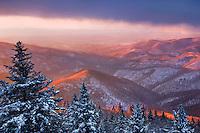 """""""COLD MOUNTAIN SUNRISE"""""""
