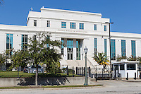 The Federal Bureau of Investigation (FBI) Field Office in Mobile, Alabama.
