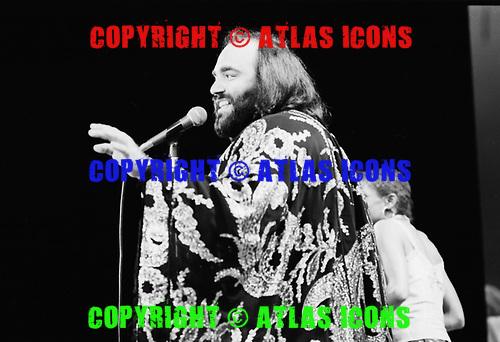 DEMIS ROUSSOS, LIVE, 1978, NEIL ZLOZOWER