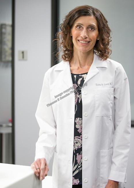 Spine Nevada's Dr Karen Stover Thursday, Jan. 17, 2019.