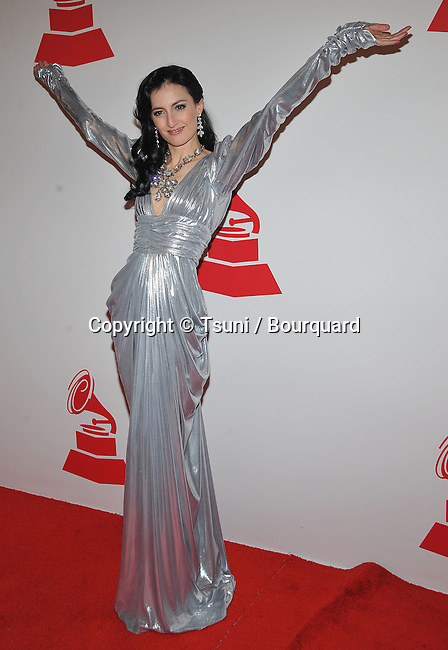 Cucu Diamantes -<br /> Latin GRAMMY Person of the Year &ldquo;De Fiesta Con Juan Gabriel&rdquo; at the Mandalay Hotel In Las Vegas.