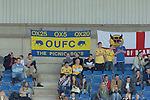 Oxford United 0 Woking 0, 20/10/2007. Kassam Stadium, Football Conference. Photo by Simon Gill.