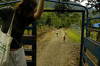 Costa Rica Project, January 2006.