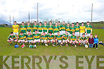 The Kerry Team - at the Gary Scollard Hurling Tournament  at the IT Tralee, North Campus on Saturday