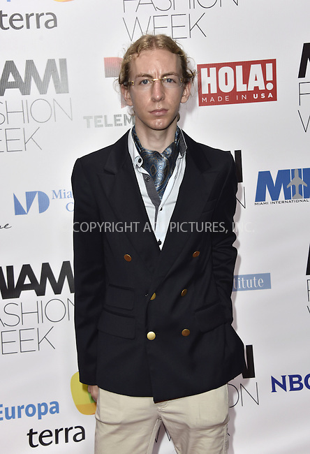 WWW.ACEPIXS.COM<br /> <br /> June 4 2016, Miami<br /> <br /> Colby Boothman arriving at the Miami Fashion Week Soiree at the Vizcaya Museum &amp; Gardens on June 4, 2016 in Miami, Florida<br /> <br /> <br /> By Line: Solar/ACE Pictures<br /> <br /> <br /> ACE Pictures, Inc.<br /> tel: 646 769 0430<br /> Email: info@acepixs.com<br /> www.acepixs.com