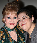 attending the Opening Night of Debbie Reynolds at the Cafe Carlyle, Carlyle Hotel in New York City.<br /> June 3, 2009<br /> © Walter McBride / Retna Ltd.
