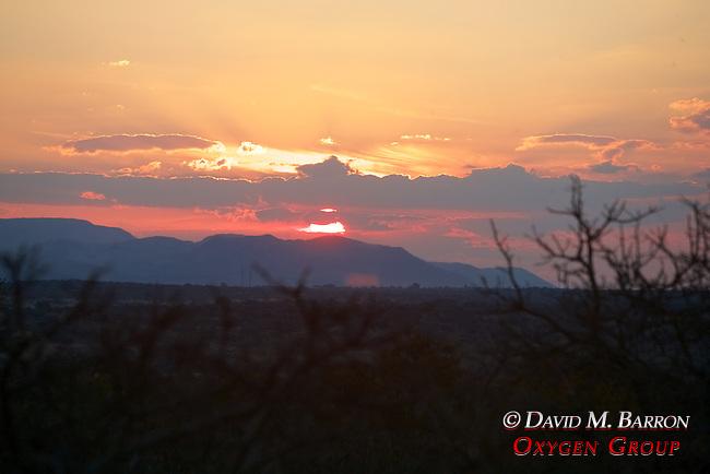 Mankwe Sunset