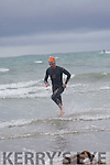 The Third  out Mark Dolan at the  Ballyheigue Festival Swim on Thursday