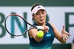 Qiang Wang (CHN) def Elise Mertens (BEL)