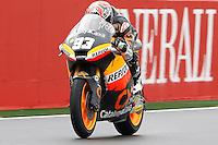 11.11.2012 SPAIN GP Generali de la Comunitat Valenciana Moto 2  Race. The picture show Marc Marquez (Spanish rider Monlau Competicion SUTER)